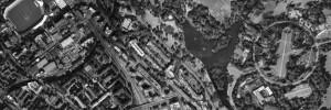 Marylebone aerial view